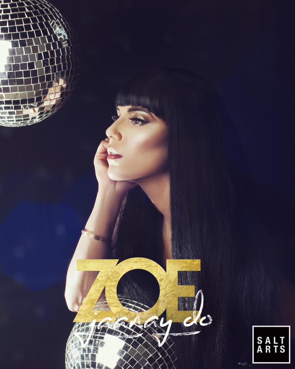 03 Zoe Viccaji Jaanay Do Disco ball.jpg