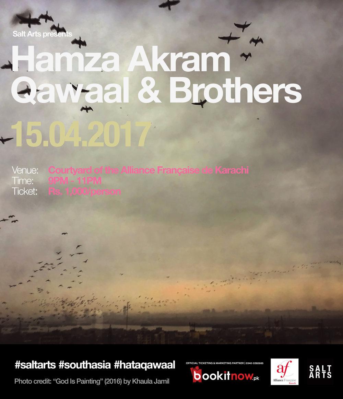 Hamza Akram Live