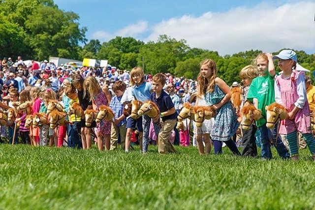 Since being designated as our primary beneficiary in 1981, @vumcchildren has received more than $10 million from #TNSteeplechase which supports the Hospital and other deserving organizations by way of proceeds. Click the link in our bio to learn more about our various causes⭐️🐴