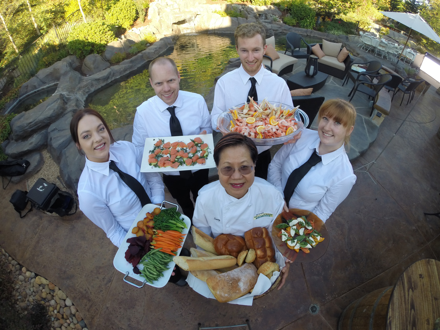 Pullman Kitchen Granite Bay Catering Cuisine For Fitness