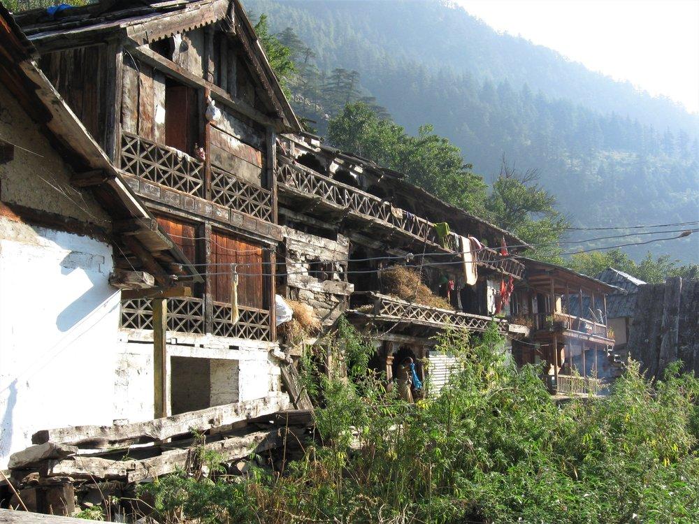 Typical Garhwali village enroute.JPG