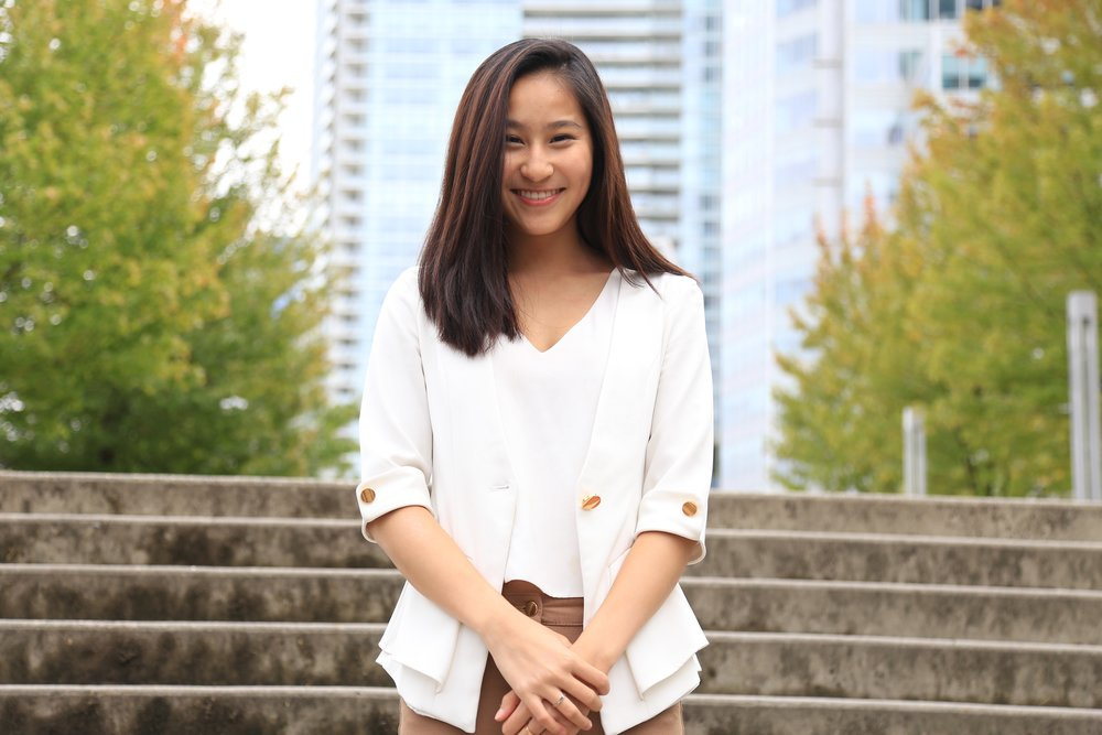 Assistant Director of Marketing - Serena Bao