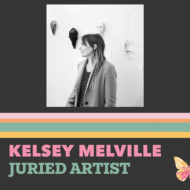 "We're excited to feature the ceramic sculptures of Kelsey Melville this weekend. Kelsey was a guest artist at Bemis last year and we're glad to have her beautiful work return. ""The central idea behind my work deals with our impermanent state of existence and how this drives humanity as a whole. Throughout life, we create connections between parent and child, human and animal, past and present, to add value to our existence. My artwork portrays this delicate balance between life and death, and how we can draw hope and beauty from it. By acknowledging that our time is limited here on earth, we are motivated to live life to the fullest, and let trivial pursuits subside."""