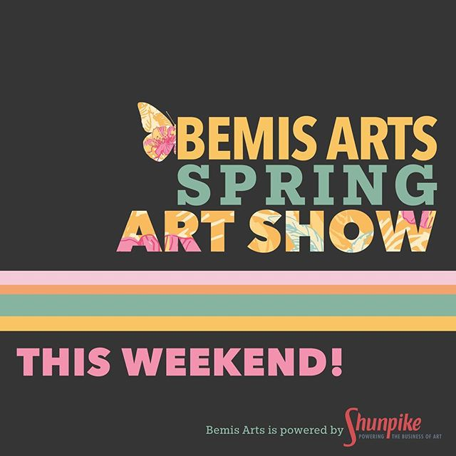 We're so excited for this weekend's Spring Art Show! We'll be open today, April 28 from 12-8pm and Sunday April 29 from 12-6pm. We've updated our events schedule on our site, so please check it so you don't miss out. Link in our profile. Also check out our Stories throughout the weekend too. Can't wait to see you here!