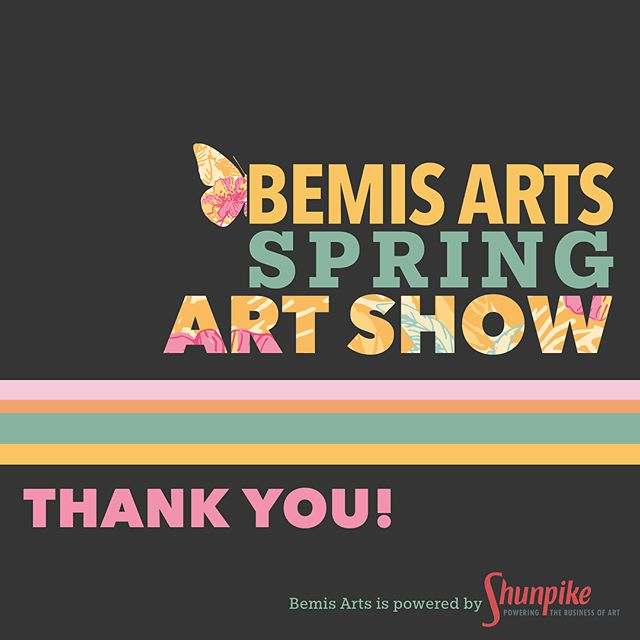 Thank you! We want to thank everyone who came out this weekend and made our Spring Show such a success. We want to thank the fantastic group of juried artists, we feel honored to have had your artwork grace our hallways and for us to get to know you. A special shout out to our volunteers this year, who made the event go as smooth as it did, we couldn't have done it without you. Thanks to everyone in the building that opened up their studio space to the public. The Seattle arts community continues to grow and flourish, and we are grateful to be a part of it. We look forward to seeing you at our next event! ⠀⠀⠀⠀⠀⠀⠀⠀⠀ [Photo credits: Renee Nixon and Mary Traverse]