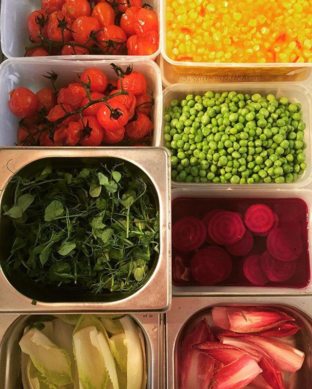 The Colours of Sunday #sundaylunch #bestofbritish #goodfood #bristolpubs