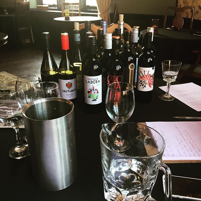 Hard morning wine tasting... so many possibilities of completely ruining my day!! #newwinelist #wine #bristolpubs #winelover