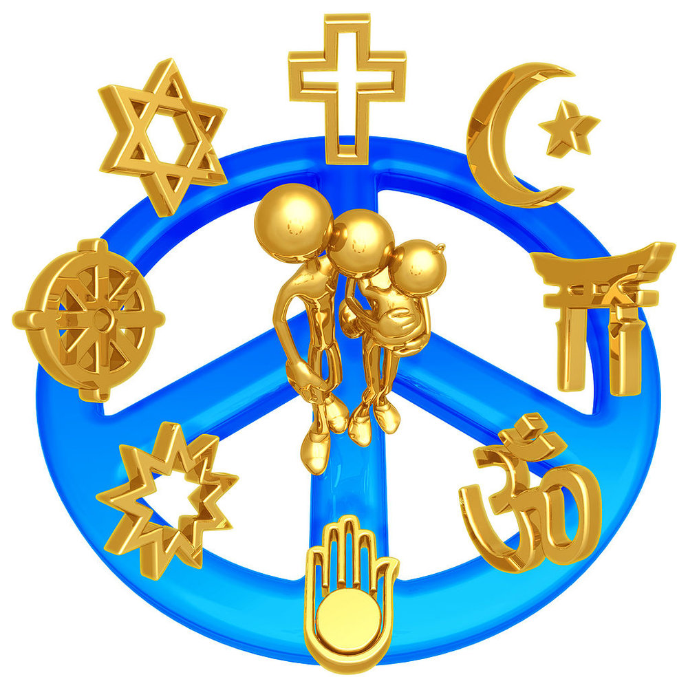 LuMaxArt_Golden_Family_With_World_Religions.jpg