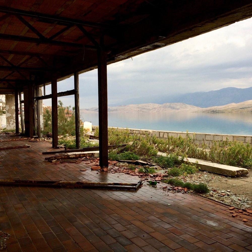 Hotel Bellevue Pag, Island of Pag, Croatia
