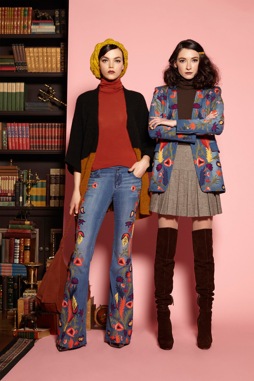 Alice + Olivia Pre-Fall 2016