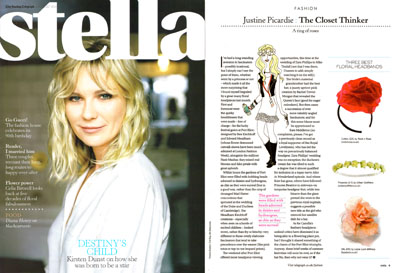 "Stella  ""The Closet Thinker"" - 27/08/2012"