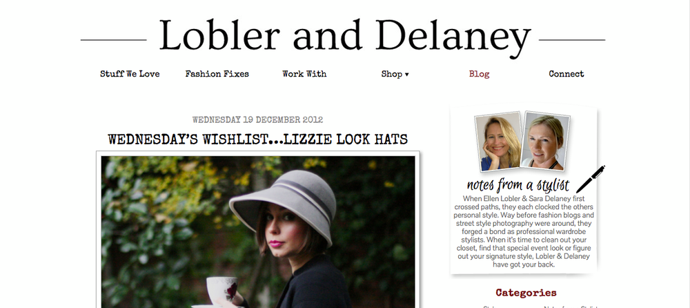 "Lobler and Delaney  ""Wednesday Wishlist"" - 19/12/2012"