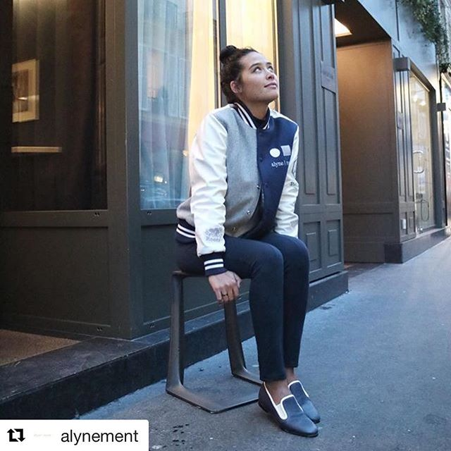 Hey Chantal, nice stool. 👋🏽#thegarrison #canadiandesign #structuralsteel #functionalart @alynement @stacklab_design ・・・ Hey, Chantal here taking over the alynement account for our Paris launch ⚪️⬜️ 🇫🇷 @alynement @amastanparis