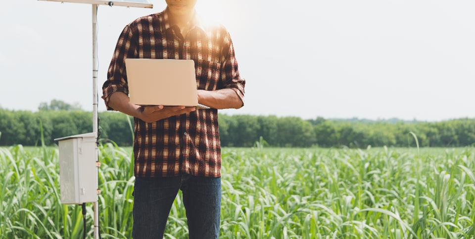 Forbes: The 25 most innovative AgTech startups in 2018