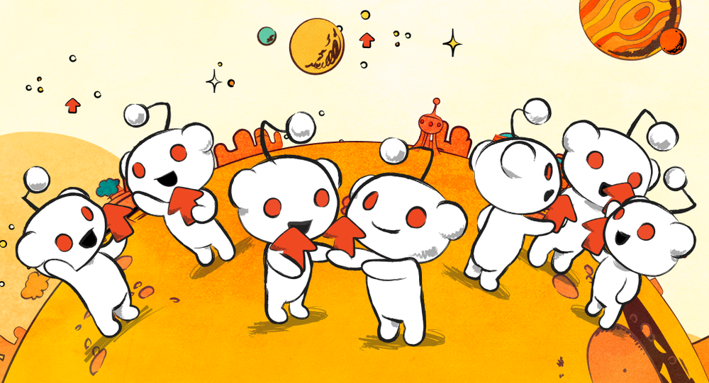 Reddit Raised $300 Million — Now It's Ready to Take on Facebook and Google
