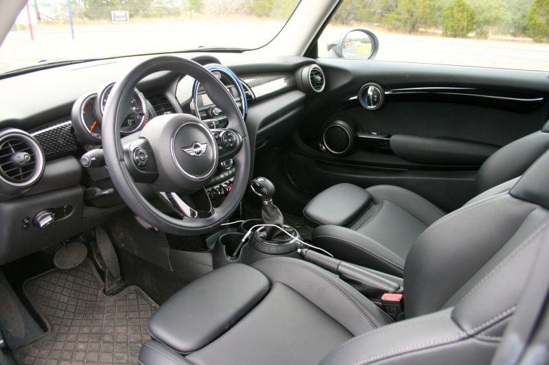 Source: jalopnik.com ( 2014 Mini Cooper S Hardtop: The Jalopnik Review )