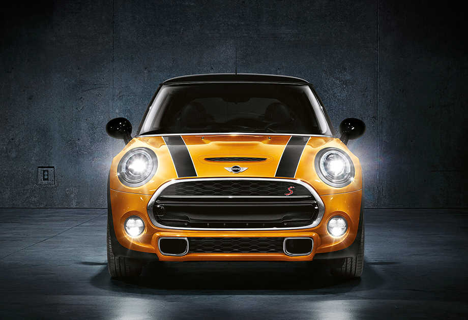 1. MINI Cooper S - From $296/month ($276 with security deposit)