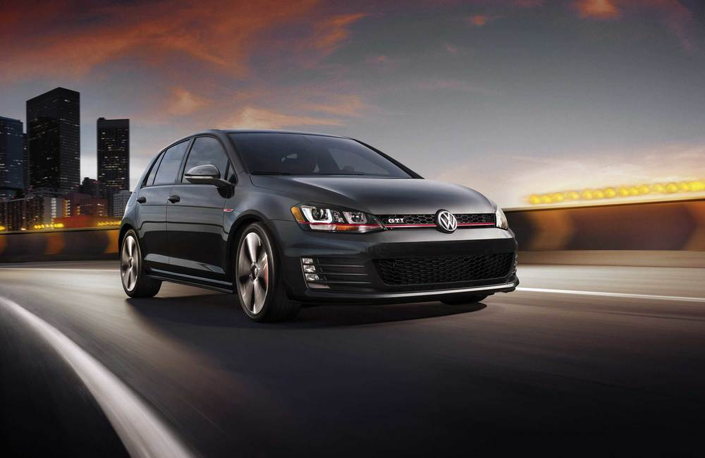 3. Volkswagen GTI - From $306/month ($250 for current VW owners)