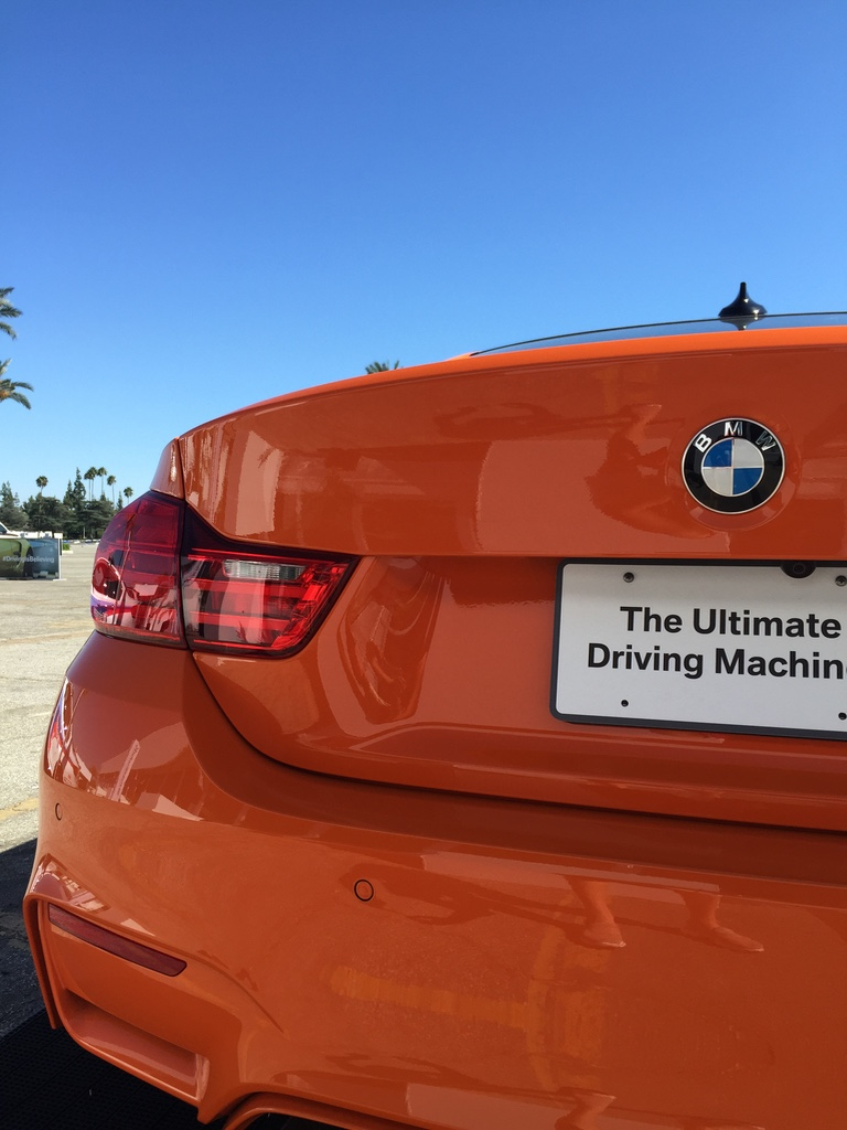 BMW Ultimate Driving Experience 2015 - The Ultimate Driving Machine