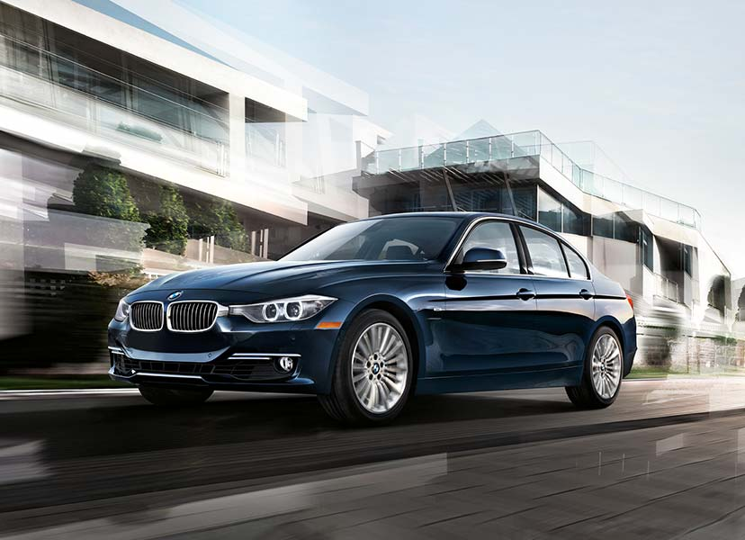 2015 BMW 328i Luxury Line (Source: bmwusa.com)