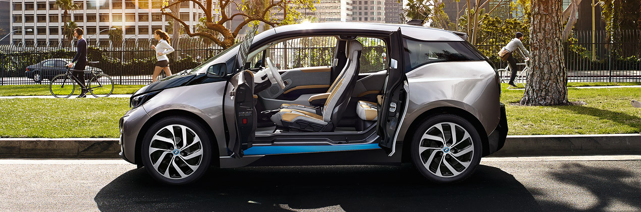 Californians, Lease A BMW i3 For About $130/Month, $0 Down (Yes