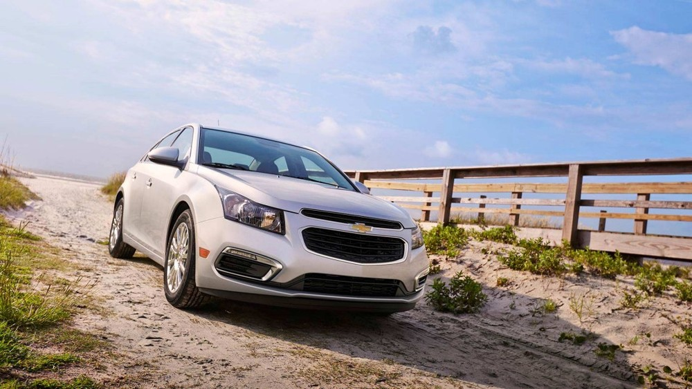 2016 Chevrolet Cruze Limited. Source: chevrolet.com