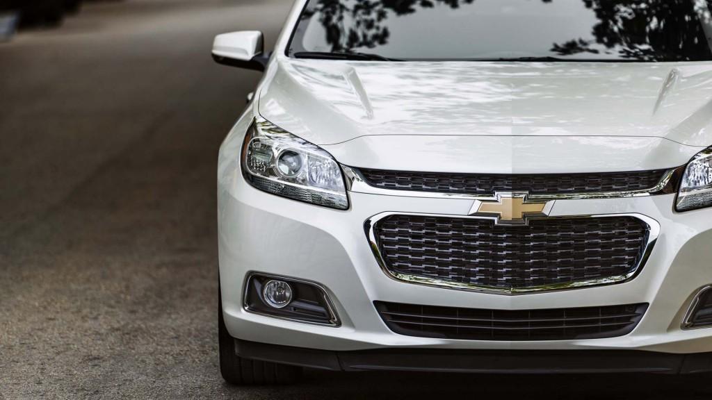 Chevy malibu lease 2016