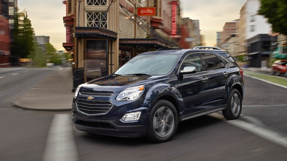 2016 Chevrolet Equinox LTZ (source: chevrolet.com)