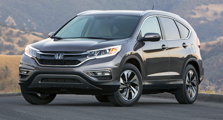 Compact Suv Leases Ranked Cr V Escape Tiguan Month