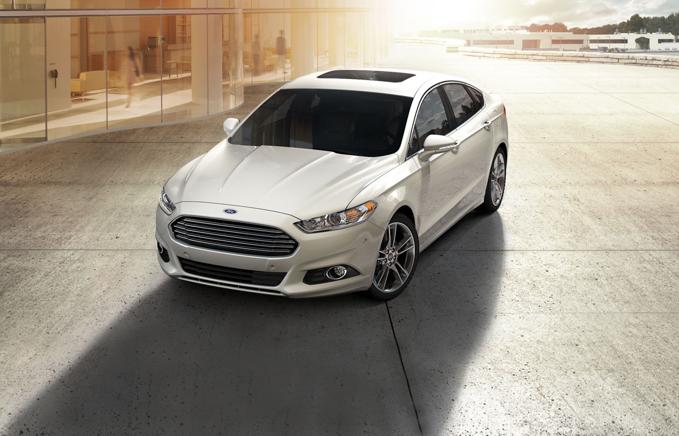 Lease Ford Fusion 2015