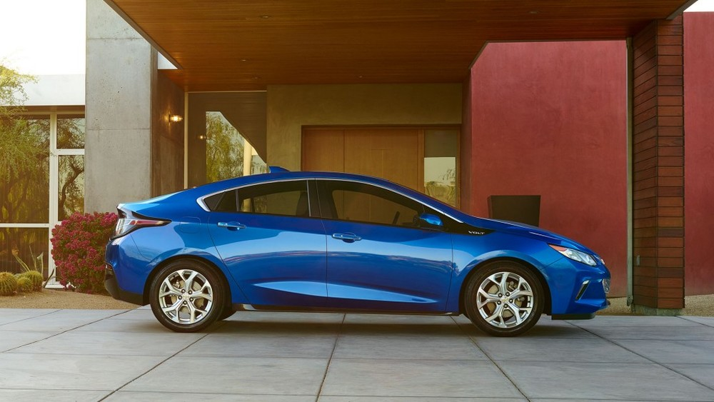 2016 Chevrolet Volt Premier (source: chevrolet.com)