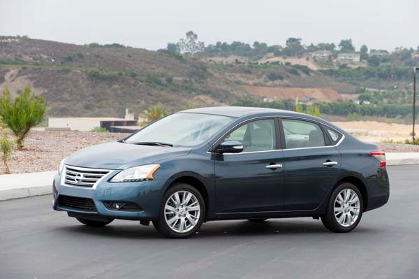 Nissan sentra 2015 lease
