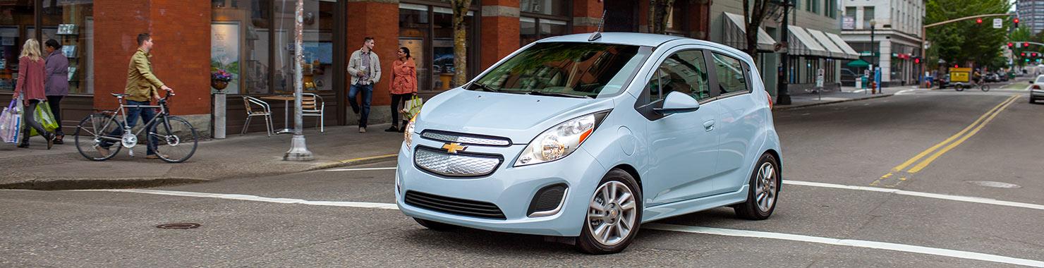 Chevy spark ev lease deals
