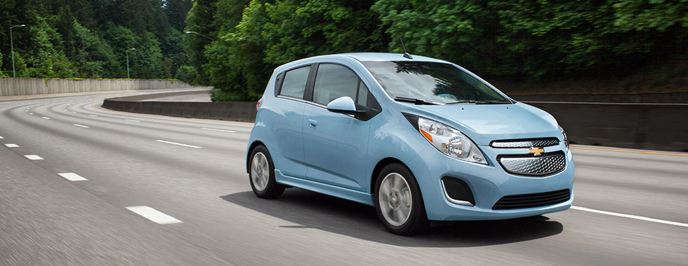 2016 Chevrolet Spark EV (source: www.chevrolet.com)