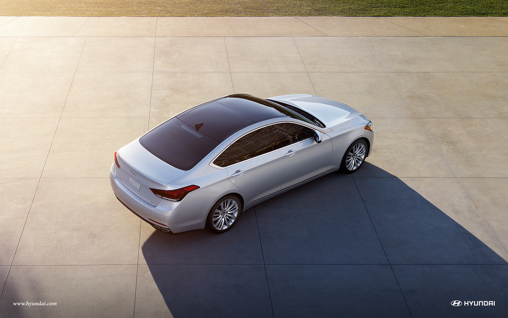 2016 Genesis sedan (source: www.hyundaiusa.com)