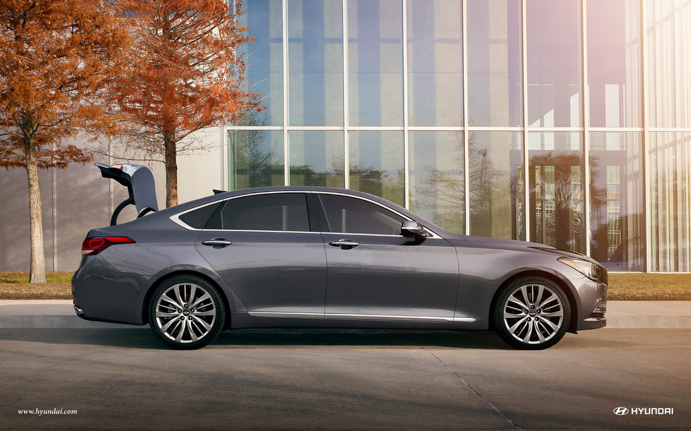 Genesis G80 Lease >> Lease A Loaded Luxury Sedan For Mainstream Car Money