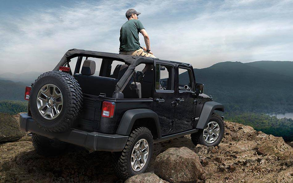 2016 Jeep Wrangler Unlimited (source: www.jeep.com)