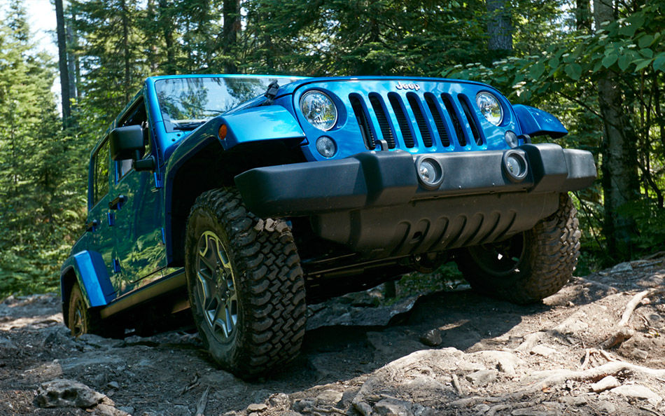 Jeep wrangler 2016 lease