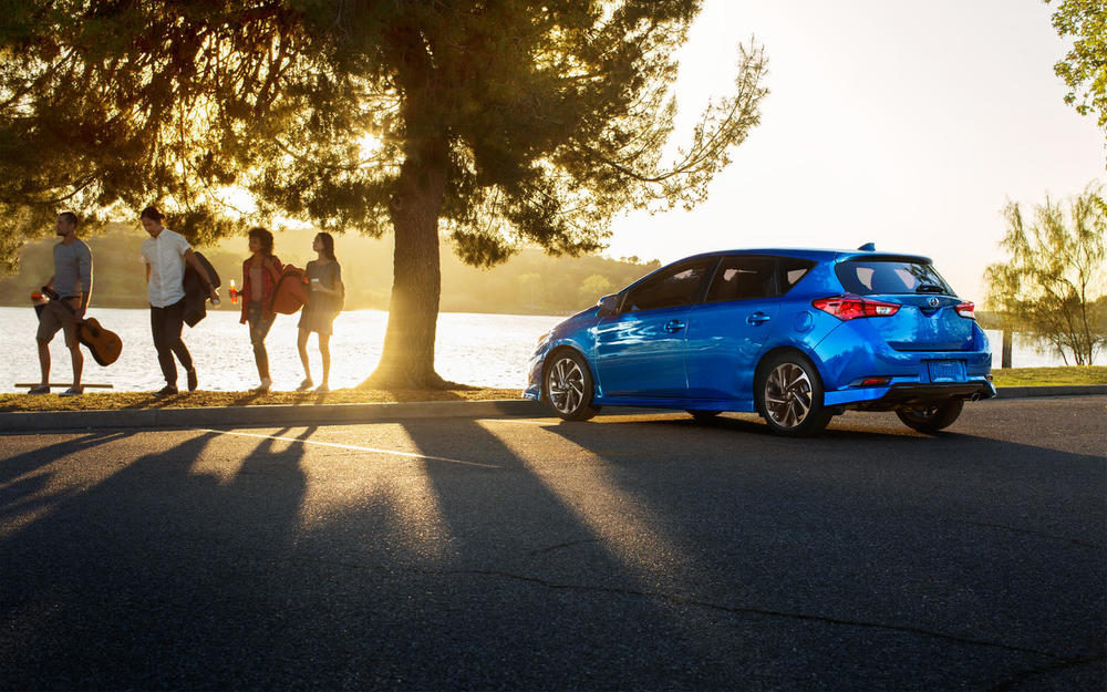 2016 Scion iM (Source: scion.com)