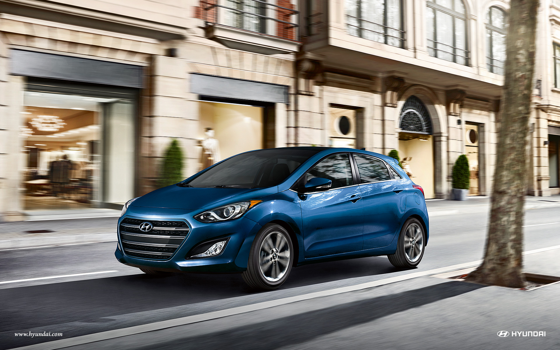 Do A Grand Tour In Hyundaiu0027s Elantra GT (Lease From $116/Month, $0
