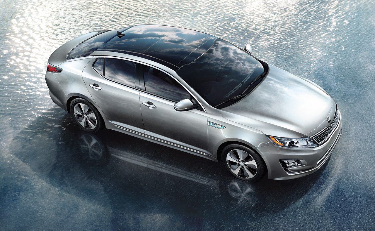 Be Green And Save Green: Lease A Kia Optima Hybrid For $143/Month