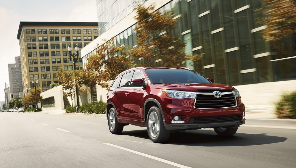 Toyota Highlander Lease >> Three Row Bliss Lease A Toyota Highlander For 275 Month 0 Down