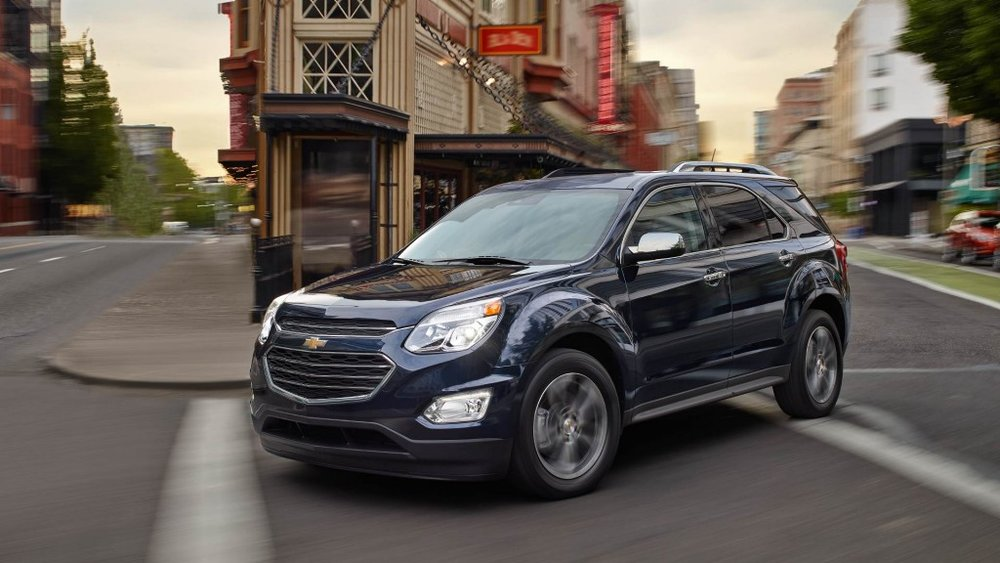 2017 Chevrolet Equinox (source: chevrolet.com)