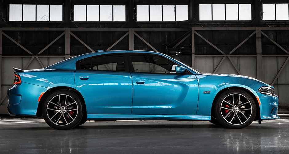 2016 Dodge Charger (source: dodge.com)