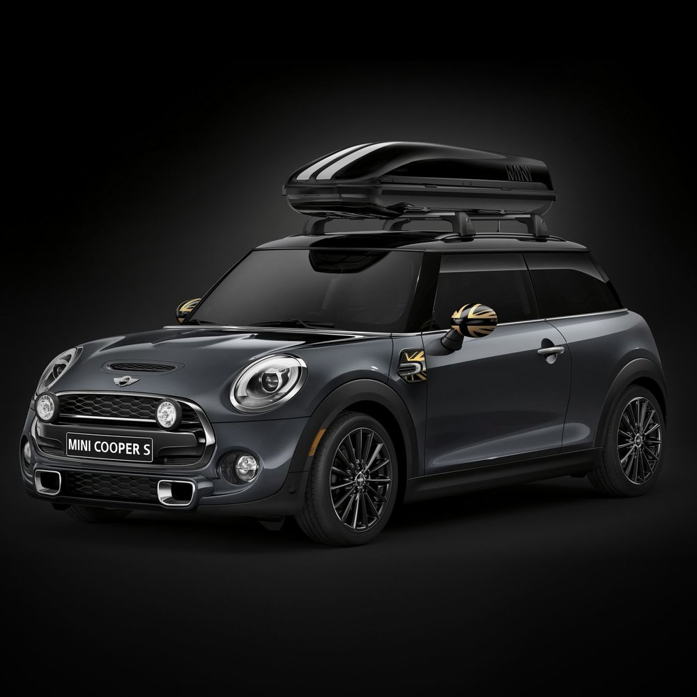 2016 MINI Cooper S with $10K in accessories (source: miniusa.com)