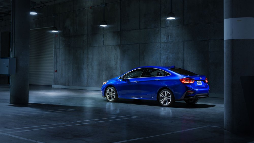 2017 Chevrolet Cruze Premier (source: www.chevrolet.com)