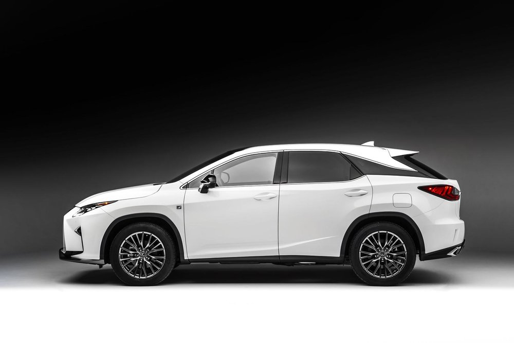 Cruise The Lexus Lane In A New RX 350 351Month 0 Down