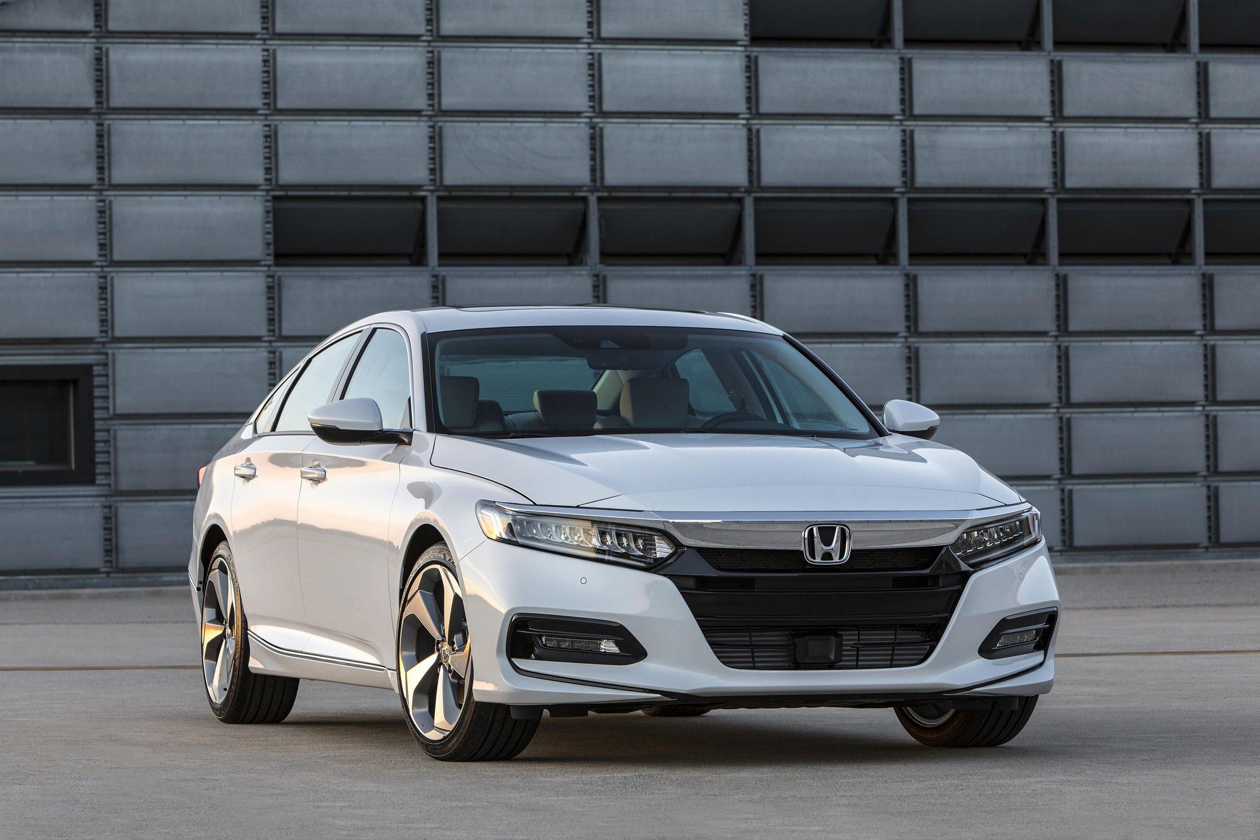 Sibling Rivalry: All New 2018 Honda Accord ($416/Month) Vs.