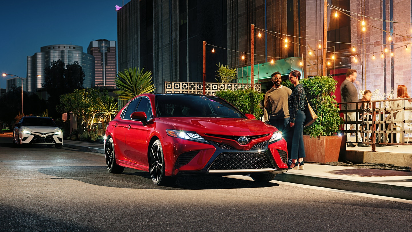 Camry 2018 lease