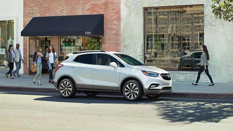 Lease A Buick Encore SUV: $135/Month, S0 Down + Fees — LEASEHACKR
